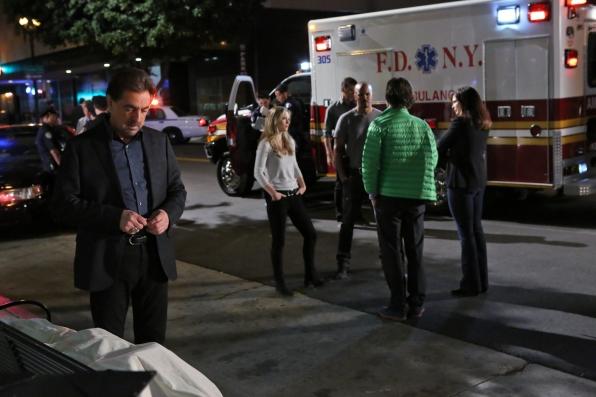 "Lone Ranger in ""The Replicator"" Episode 24 in Season 8"