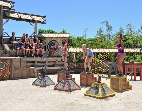 Redemption Island Challenge