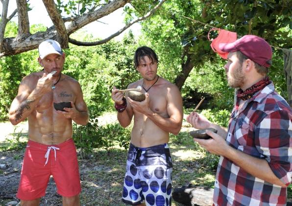 Brad, Hayden and Caleb