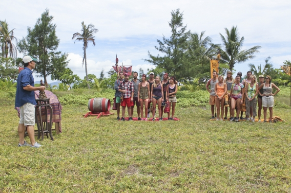 Tadhana and Galang Tribes