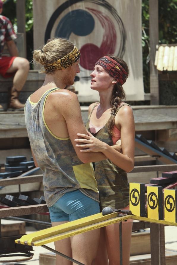 Tyson and Rachel