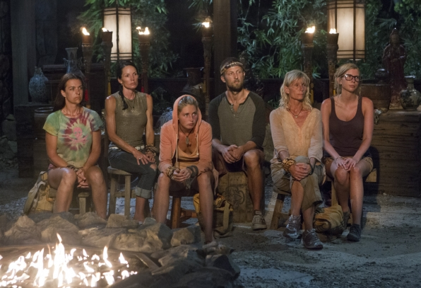 Galang at Tribal Council