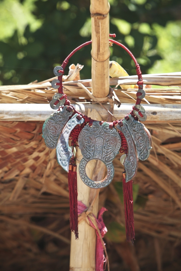 Individual Immunity Necklace