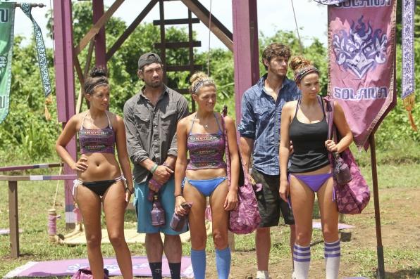 The Beauty tribe in Season 28 Episode 3
