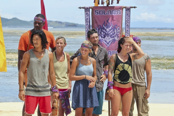 Solana tribe in Season 28 Episode 4