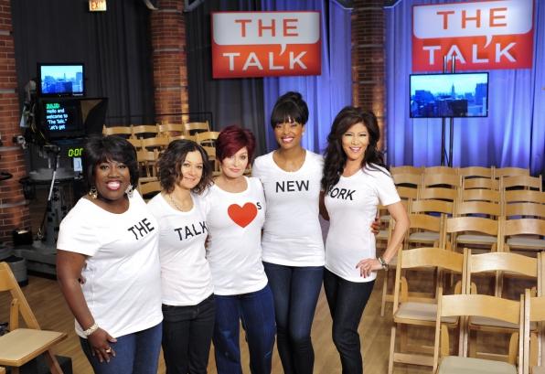The Talk <3's New York