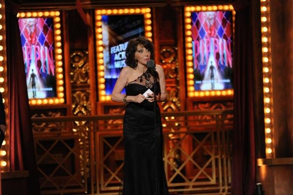 Winner Andrea Martin