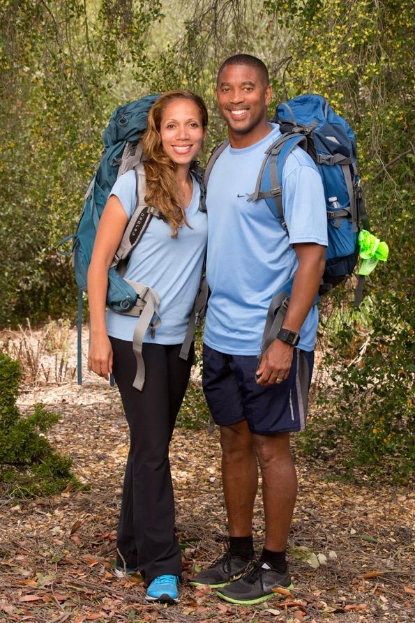 Nicole and Travis
