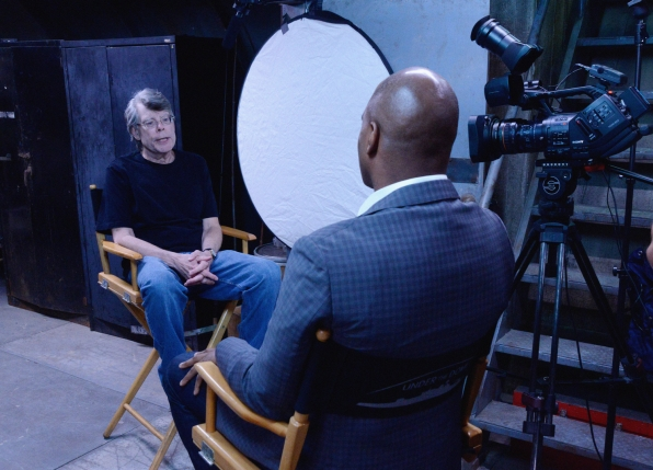 Stephen King Interview