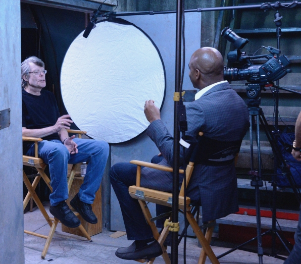 Stephen King Interview