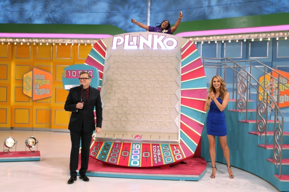 Whose Ready for Some Plinko?