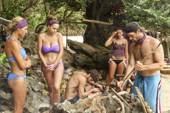 Beauty Tribe in Episode 2 Season 28