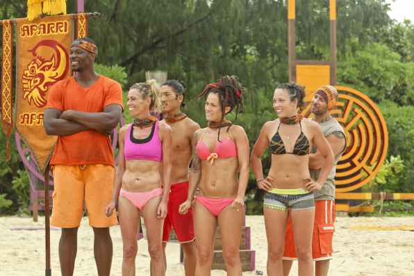 The Brawn Tribe in Episode 2 Season 28