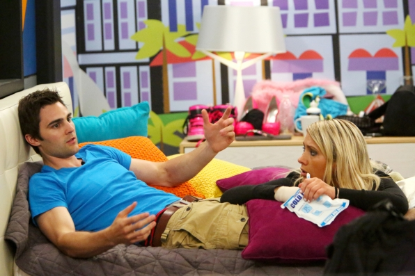Nick and GinaMarie