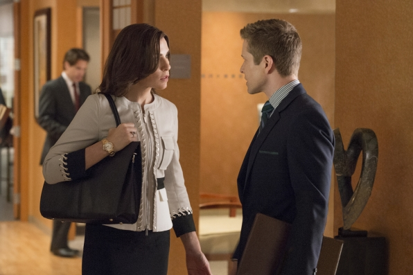 Alicia and Cary plan their exit from the firm