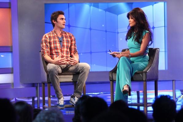 Nick Talks to Julie