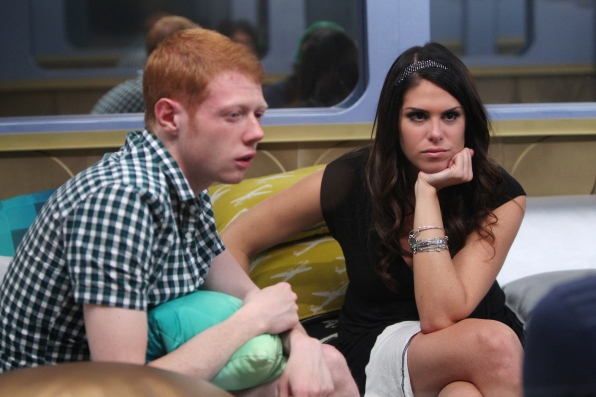 Andy and Amanda