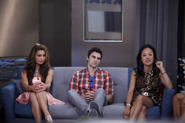 Elissa, Nick and Helen