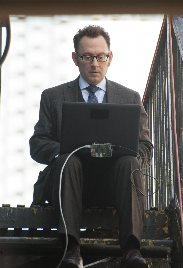 Harold Finch, Person Of Interest