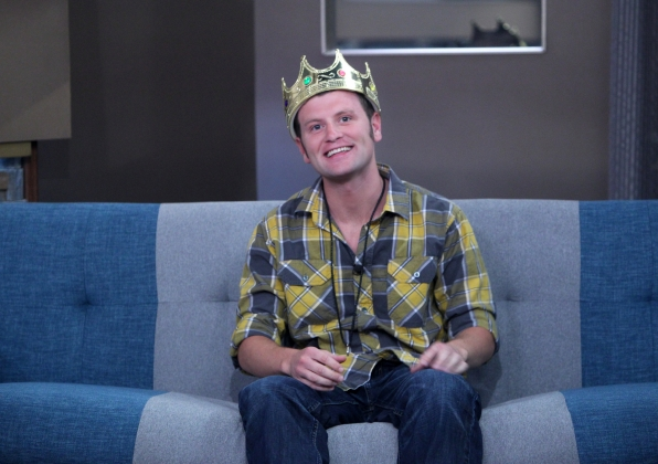 Judd Crowned HoH