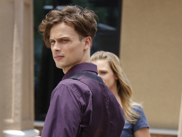 Matthew Gray Gubler - Las Vegas, Nevada - Criminal Minds
