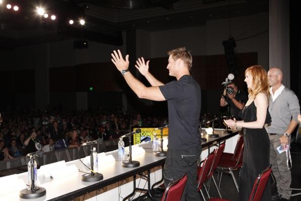 Panel Salute