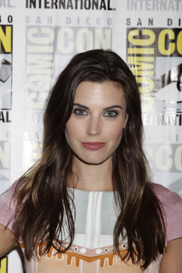 Intelligence - Meghan Ory