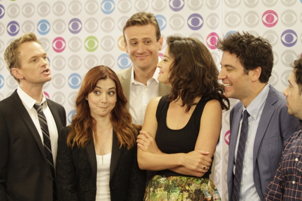 How I Met Your Mother BTS