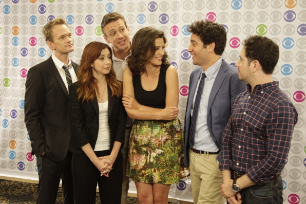 HIMYM Joins CBS.com Host