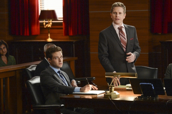 Ben Rappaport as Carey Zepps, Matt Czuchry as Cary