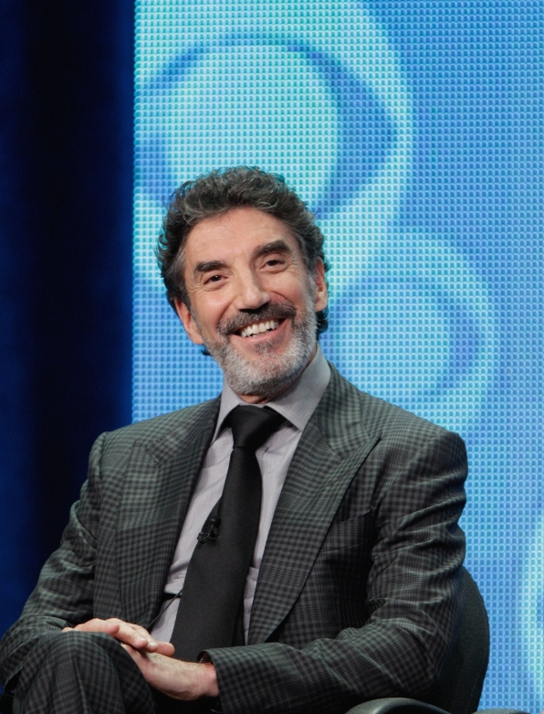 Executive Producer, Chuck Lorre