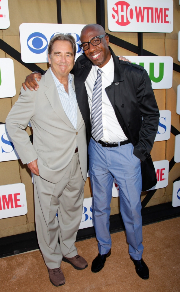 Beau Bridges & JB Smoove