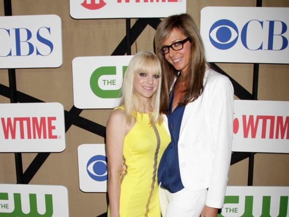 Anna Faris & Allison Janney