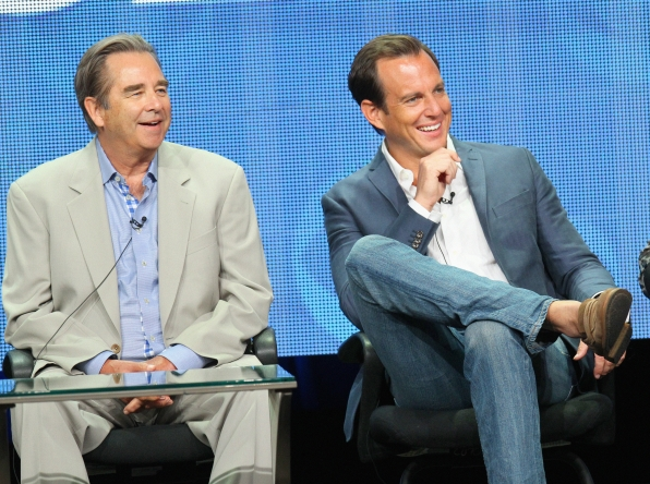 Beau Bridges & Will Arnett