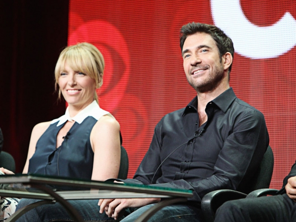 Toni Collette & Dylan McDermott