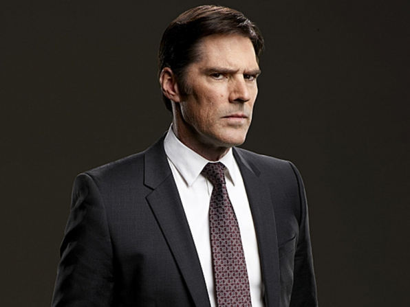 13. Thomas Gibson - Guitar and Ukulele - Criminal Minds