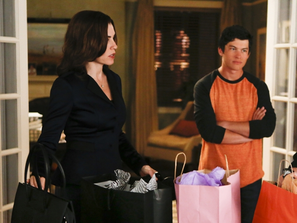 1. Alicia Florrick - The Good Wife