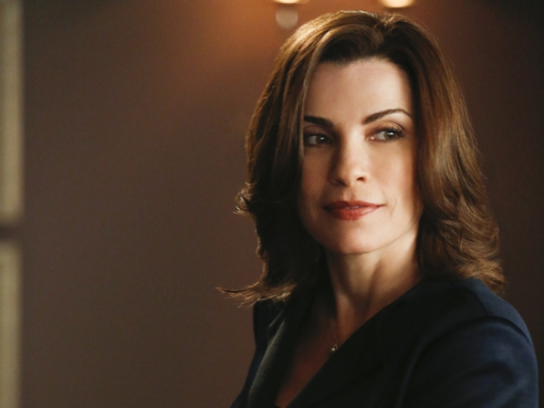 8. Alicia Florrick - The Good Wife