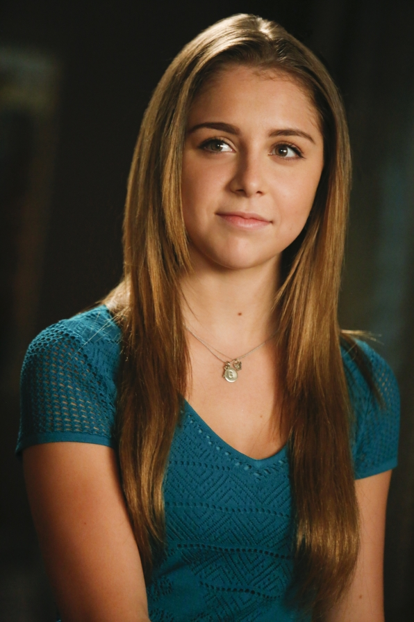 Makenzie Vega - NYU - The Good Wife