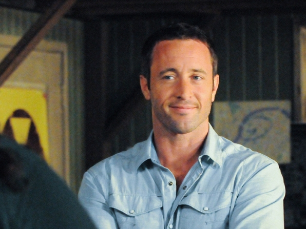 Alex O'Loughlin - National Institute of Dramatic Art in Sydney - Hawaii Five-0