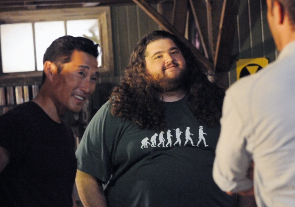 "Jorge Garcia Guests on ""Ka 'oia' i' o ma loko"" Season 4 Episode 3"