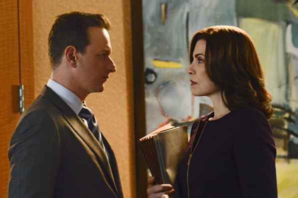 1. Will & Alicia – The Good Wife