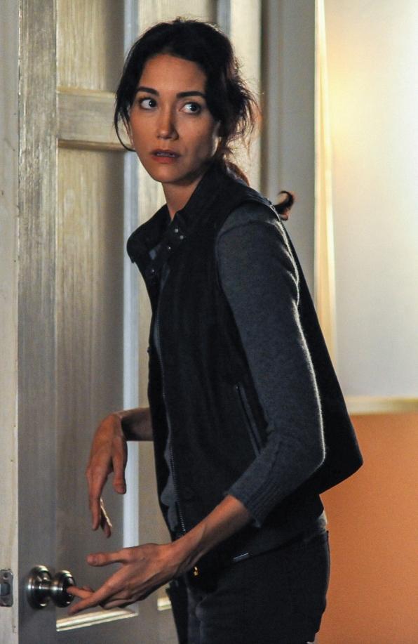 Sandrine Holt stars as Sandrine