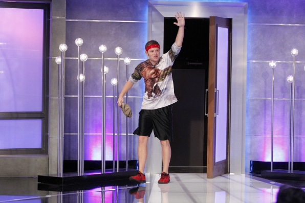 Judd is Evicted