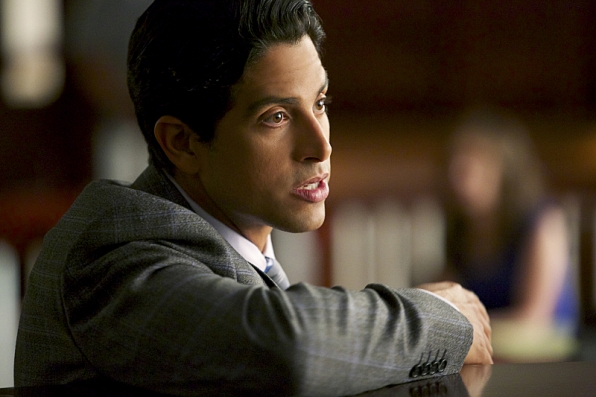 Adam Rodriguez as Preston Cruz