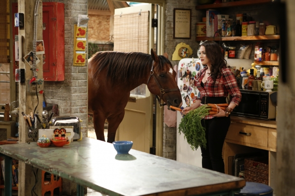 3. Chestnut and Max - 2 Broke Girls