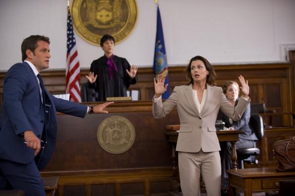 Courtroom Hostages