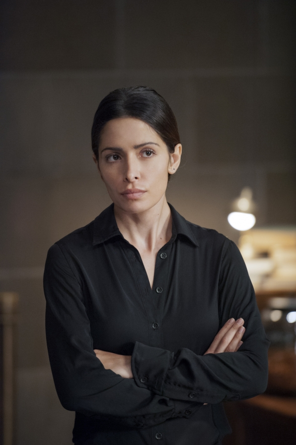 7.  Sameen Shaw - Person Of Interest