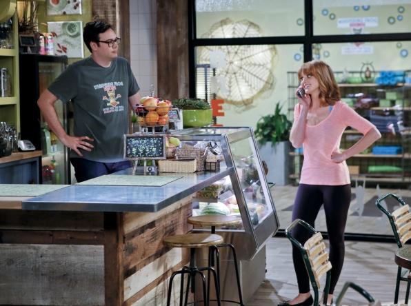 """Adam & Debbie in """"Stuff"""" Episode 6 of Season 1"""