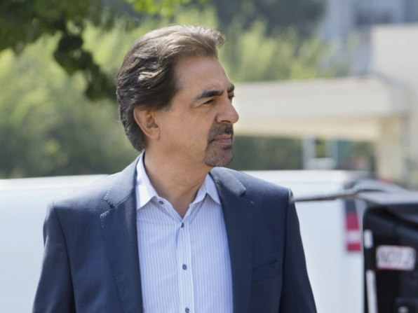 4. David Rossi - Criminal Minds